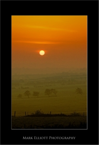 Cumbrian Sunrise by Mark Elliott Photography